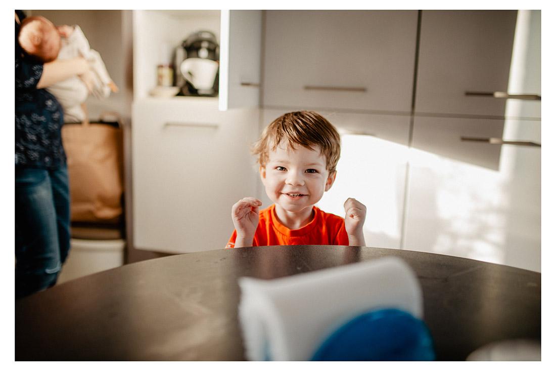 photographe reportage bébé